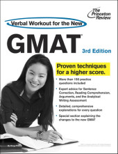Verbal Workout for the New GMAT, 3rd Edition Cover