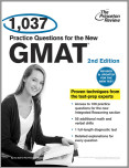 1,037 Practice Questions for the New GMAT, 2nd Edition