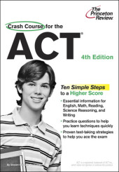 Crash Course for the ACT, 4th Edition Cover