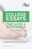 College Essays that Made a Difference, 5th Edition