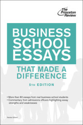 Business School Essays That Made a Difference, 5th Edition Cover