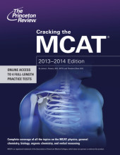Cracking the MCAT, 2013-2014 Edition Cover
