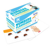 Pre-K Numbers & Shapes Flashcards Cover