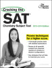 Cracking the SAT Chemistry Subject Test, 2013-2014 Edition
