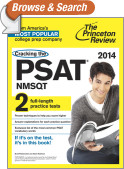 Cracking the PSAT/NMSQT with 2 Practice Tests, 2014 Edition