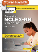 Cracking the NCLEX-RN with CD-ROM, 10th Edition