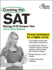Cracking the SAT Biology E/M Subject Test, 2013-2014 Edition