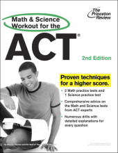 Math and Science Workout for the ACT, 2nd Edition Cover