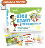 Sylvan Kick Start for Kindergarten