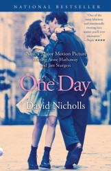 One Day. David Nicholls. Shining Desk