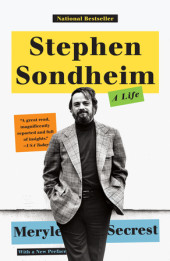 Stephen Sondheim Cover