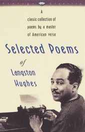 Selected Poems of Langston Hughes Cover