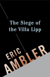 The Siege of Villa Lipp Cover