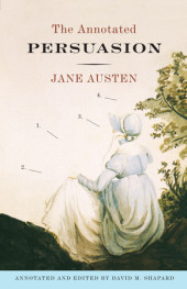 The Annotated Persuasion Cover
