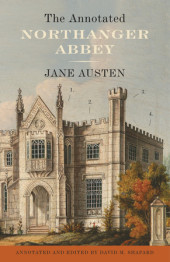 The Annotated Northanger Abbey Cover