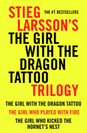 Girl with the Dragon Tattoo Trilogy Bundle Cover