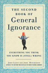 The Second Book of General Ignorance Cover