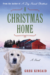 A Christmas Home Cover