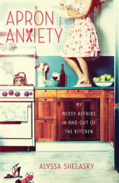 Apron Anxiety Cover