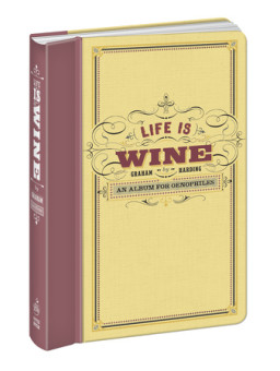 Life Is Wine Journal
