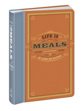 Life Is Meals Journal Cover