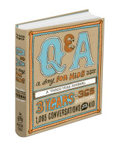 Q & A a Day for Kids Cover