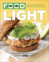 Everyday Food: Light Cover