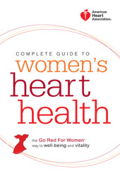 American Heart Association Complete Guide to Women's Heart Health Cover