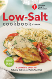 American Heart Association Low-Salt Cookbook, 4th Edition Cover