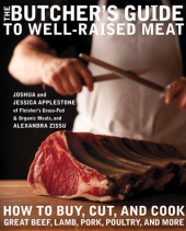 The Butcher's Guide to Well-Raised Meat Cover