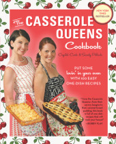 The Casserole Queens Cookbook Cover