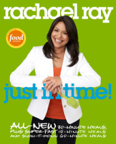 Rachael Ray: Just in Time Cover