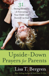 Upside-Down Prayers for Parents Cover