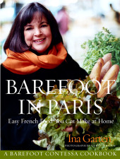 Barefoot in Paris Cover