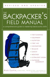The Backpacker's Field Manual, Revised and Updated Cover