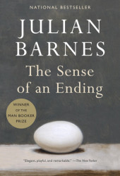 The Sense of an Ending Cover