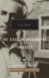 The Siege of Krishnapur, Troubles Cover