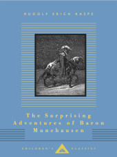 The Surprising Adventures of Baron Munchausen Cover