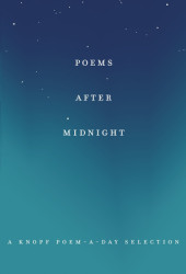 Poems After Midnight Cover
