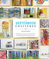 The Sketchbook Challenge Cover