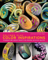 Polymer Clay Color Inspirations Cover