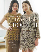 Convertible Crochet Cover