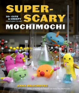 Super-Scary Mochimochi by Anna Hrachovec