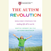The Autism Revolution Cover