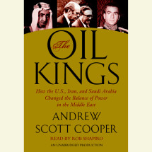 The Oil Kings Cover