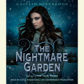 The Nightmare Garden: The Iron Codex Book Two Cover