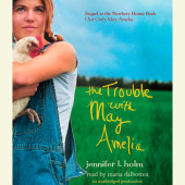 The Trouble with May Amelia Cover