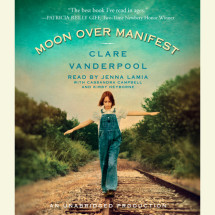Moon Over Manifest Cover