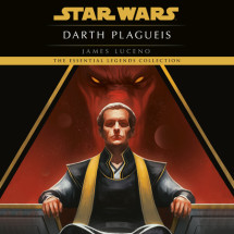 Darth Plagueis: Star Wars Cover