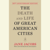The Death and Life of Great American Cities (50th Anniversary Edition) Cover